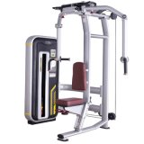 Multi Fitness Seated Straight Arm Clip Chest Press Machine