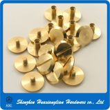 China Manufacture Decorative Brass Rivets for Leather