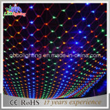 LED Christmas Net Decorative Lights with Multi Color in China