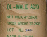 White Crystal 99% Dl-Malic Acid for Food Grade (CAS No.: 617-48-1)