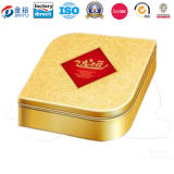 Chocolate Candy Tin Can Package Metal Package