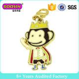 Enamel King of The Monkey Pendant Charms for Lovely