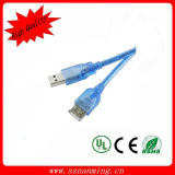 USB 2.0 a Male to a Female 5gbps Extended Cable - Blue