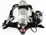 Personal Safety Equipment Scba Units with 9 L Carbon Tank
