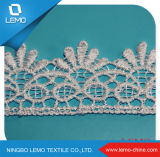 High Quality Chemical Lace Fabric with Digital Printing