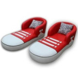 Cartoon Shoes Sofa/Children Sofa/Kids Furniture (BF-56)