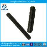 Gr 8.8 DIN975/976 Black Threaded Rod/Carbon Steel Rods M6-M76