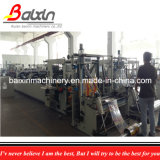 Fully Automatic Plastic Ziplock Bag Stand up Plastic Pouches Making Machine/Pouch Machine Zipper