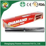 Household Diamond Aluminum Foil Roll