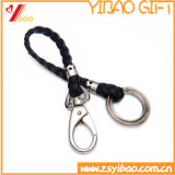 Custom Leather Keychain at Factory Price (YB-LK-04)