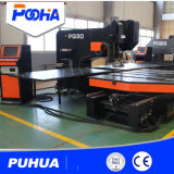 Screen Mesh Hole CNC Punching Machine with Feeding Platform