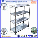 Q235 Steel Cost-Effective Slotted Angle Shelving / Light Duty Shelf