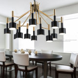 Fashion Design Modern Indoor LED Pendant Chandelier Lighting for Restaurant