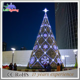 Colorful Outdoor Decoration PVC Artificial Giant Christmas Tree Light