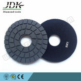 4 Inch Black Polishing Buff Pads for Pakistan Granite