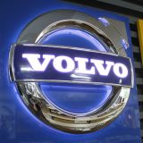 Acrylic Chrome Volvo ABS Plating Vacuum Forming Car Sticker Logo Design Car Logos