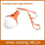 Indoor Outdoor Remote Control 3W Solar Lighting Flashlight Bulb