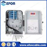 1X8 PLC Splitter 1X16 PLC Splitter FTTH Fiber Optic Terminal Enclosure Box (FDB-016D)