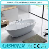 Free Standing Acrylic Soaker Bathtub (BL1005S)