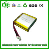 524855 Customized Li-ion Polymer Battery for LED Lighting