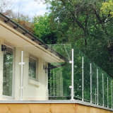 Toughened Glass Fences for Balcony / Staircase Handrails/ Swimming Pool Fences