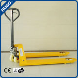 2500kg Cheap Hydraulic Rough Terrain Hand Pallet Truck with Ce