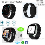 3G GPS Smart Phone Watch with Bluetooth and Camera N8
