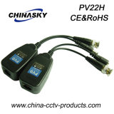 CCTV HD-Cvi/Tvi/Ahd UTP Passive Power Video Connector (PV22H)