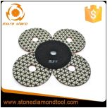 DMD-06 New Type Diamond Fexible Dry Polishing Pads