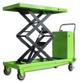 Small Electric Hydraulic Single Scissor Lift Table