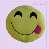 Fashion Plush Emoji Pillow with Tasty Emoji