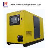 10kVA Silent Diesel Generator Set with 4-Stroke Engine