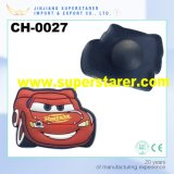 Cartoon Lovely Rubber Cars Charm for Shoes and Clogs Decoration