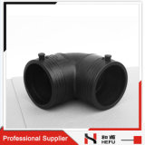 Custom Dimensions Plumbing HDPE Plastic Pipe Bends and Elbows