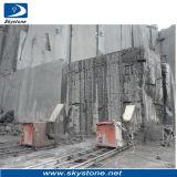 Quarry Stone Cutting Diamond Wire Saw Machine for Granite Quarry