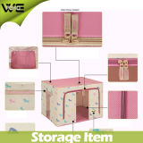 Collapsible Underwear Organizer Fabric Foldable Clothes Storage Box