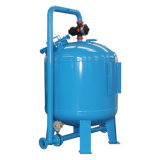 30000 Lph Automatic Backwashing Sand Water Filter for Irrigation