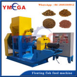Hot Sale Effective Cost China Supply Floating Fish Feed Pellet Machine