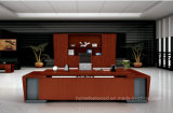 Luxury Executive Office Table Specifications Boss Office Furniture Set (HF-FB16538)