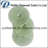 Resin Bond Diamond Polishing Concrete Floor Pad for Wet Polishing