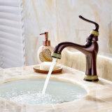 Bathroom Vessel Sinks Luxury Brass Tap Faucets