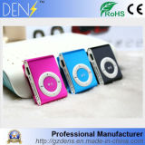 TF Card Function MP3 Music Colorful Mini Clip MP3 Player