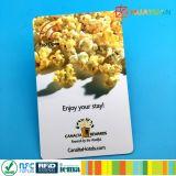ISO14443A 13.56MHz MIFARE DESFire EV2 4K plastic RFID Loyalty card