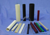 PVC/UPVC/CPVC/PC/PMMA/ABS/PE/PP/POM/HIPS Etrusion Plastics Profile