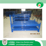 Foldable Storage Cage for Warehouse with Ce by Forkfit