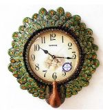 Home and Garden Wall Decor Clock for Gift