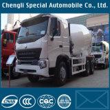 Sinotruck HOWO LHD 6X4 12cbm Heavy Mixer Concrete Truck