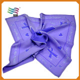 Triangle Cotton Bandana with Custom Size (HY-AS23)