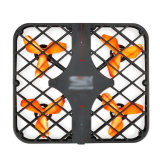 045382-2.4G 4CH 6-Axis Gyro RC Quadcopter Anti-Crash 3D Flip Headless Mode RTF Drone