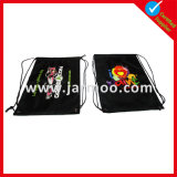 Hotsale Cheap Polyester Drawstring Bag with Logo Printed